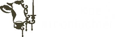 Logeerderij Tussen Koe & Kroonluchter Logo