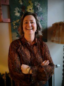 Lisette van der Sande, trouwambtenaar en ceremoniespreker